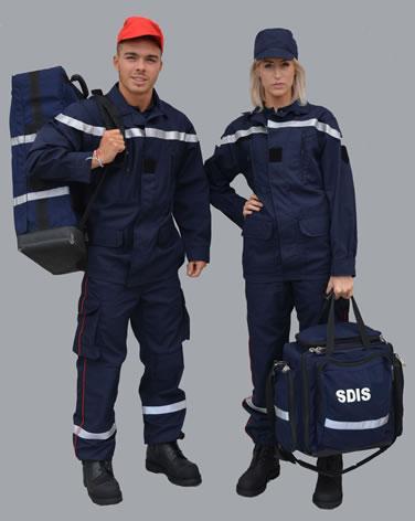 e6fd24792d Sapeurs pompiers. Vêtements d'intervention Vêtements d'intervention · Tenue  d'exercice et d'intervention