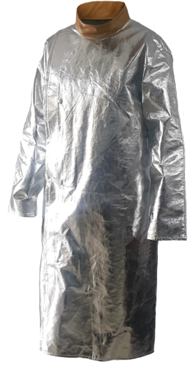 BLOUSE ALUMINISEE PROTECTION CHALEUR
