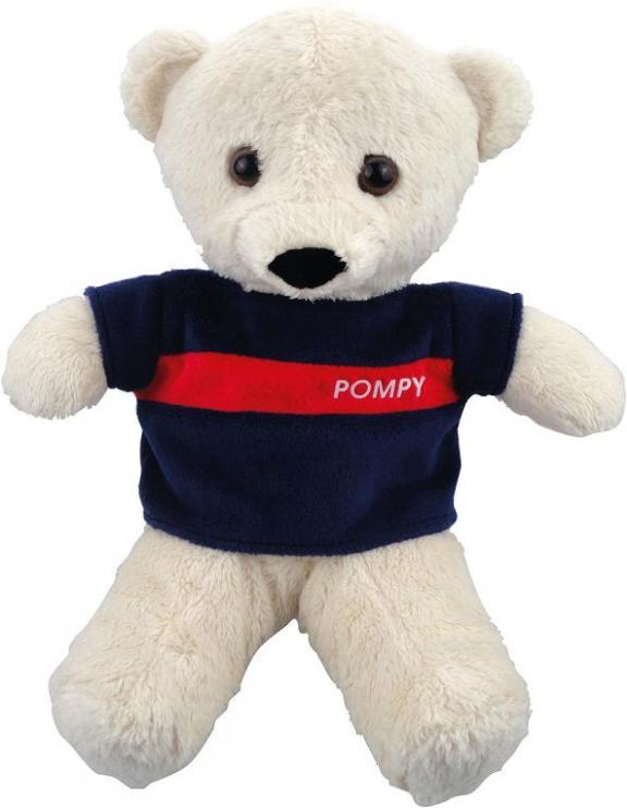9100af0eb4 Pompy-ourson en peluche - Accessoires - Boutique en ligne - Martinas ...