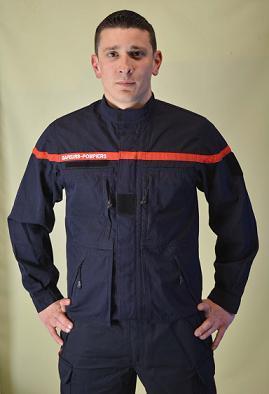 Veste sp tsi type b1 tenue dexercice et dintervention boutique veste sp tsi type b1 altavistaventures Choice Image
